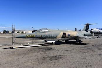 57-0925 - USA - Air Force Lockheed F-104A Starfighter