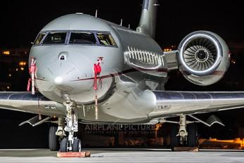OE-LXX - Vistajet Bombardier BD-700 Global Express