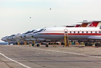 34 - Russia - Air Force Tupolev Tu-134Sh