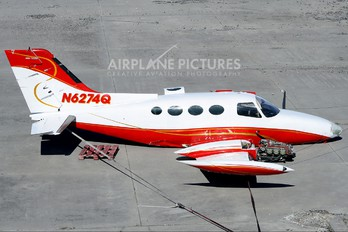 N6274Q - Private Cessna 401
