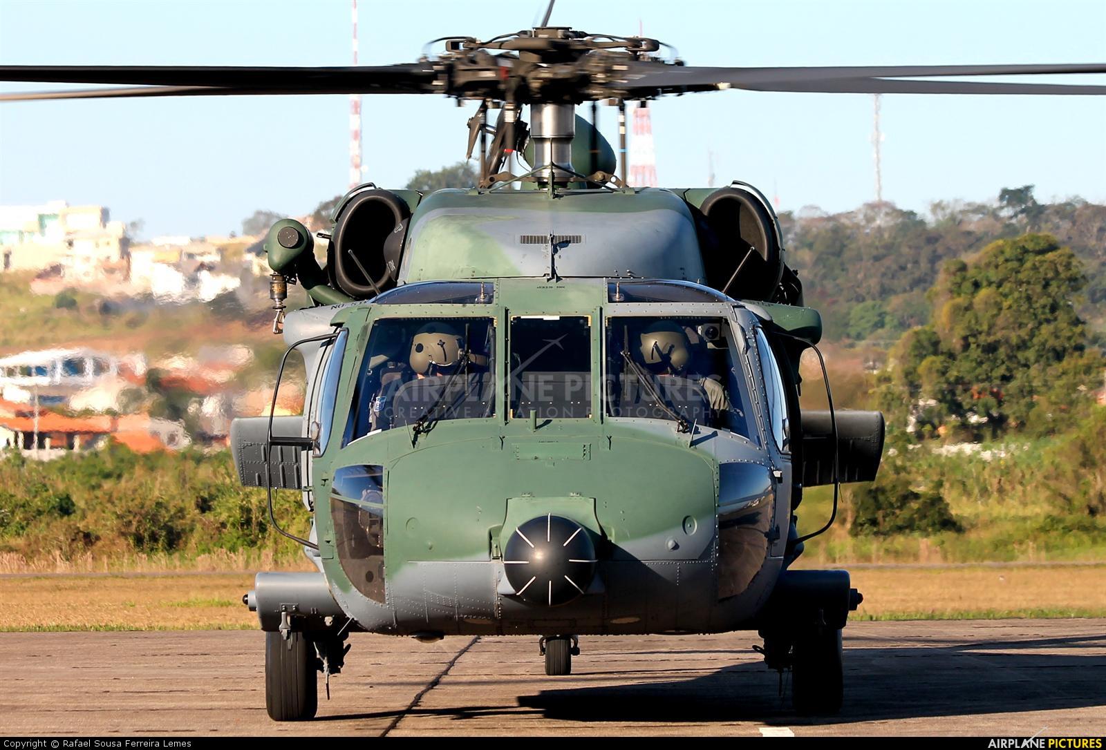 Brazil - Air Force 8911 aircraft at Guaratingueta