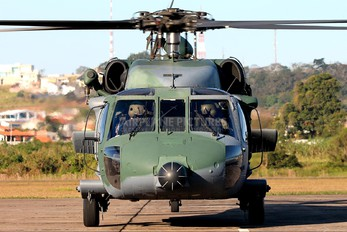 8911 - Brazil - Air Force Sikorsky H-60L Black hawk