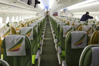 ET-AOR - Ethiopian Airlines Boeing 787-8 Dreamliner