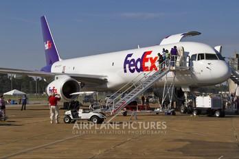 N970FD - FedEx Federal Express Boeing 757-200F