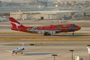 VH-OEJ - QANTAS Boeing 747-400ER aircraft