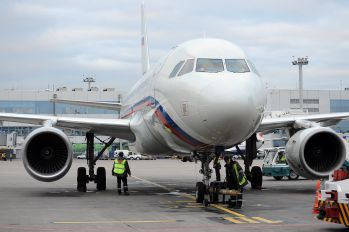 VQ-BBM - Rossiya Airbus A320