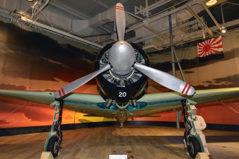 B11-120 - Japan - Imperial Navy (WW2) Mitsubishi A6M5 Reisen Zero