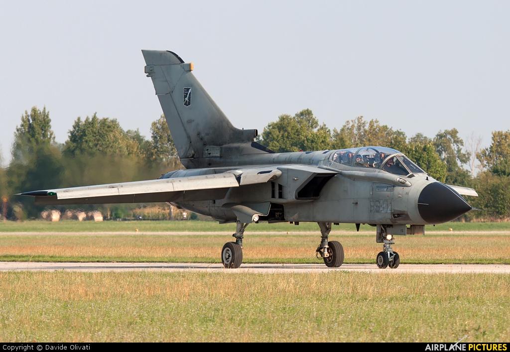 Italy - Air Force MM7015 aircraft at Treviso - Istrana