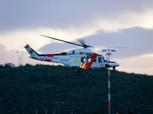 EC-KLV - Spain - Coast Guard Agusta Westland AW139