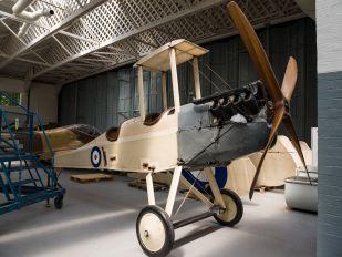 2699 - Royal Air Force Royal Aircraft Factory BE.2