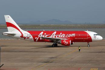 HS-ABY - AirAsia (Thailand) Airbus A320