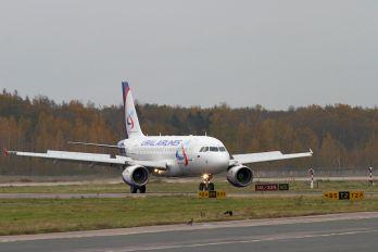 VP-BTF - Ural Airlines Airbus A319