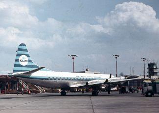 PH-LLE - KLM Lockheed L-188 Electra