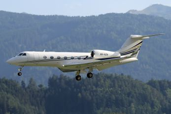 A6-AZH - Private Gulfstream Aerospace G-IV,  G-IV-SP, G-IV-X, G300, G350, G400, G450