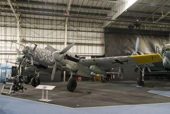 730301 - Germany - Luftwaffe (WW2) Messerschmitt Bf.110G