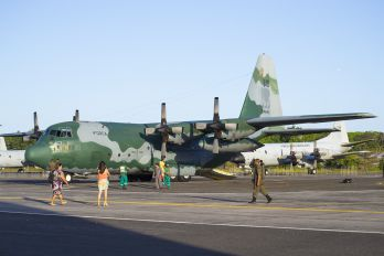 2453 - Brazil - Air Force Lockheed C-130M Hercules