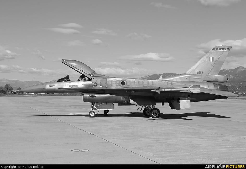 Greece - Hellenic Air Force 529 aircraft at Kalamata