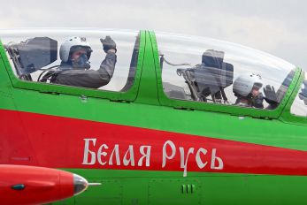 04 - Belarus - Air Force Aero L-39 Albatros