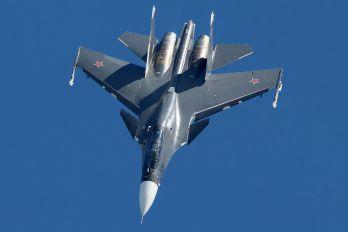 55 - Russia - Air Force Sukhoi Su-30SM