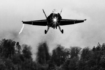 J-5012 - Switzerland - Air Force McDonnell Douglas F/A-18C Hornet