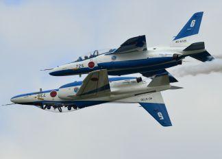 46-5730 - Japan - ASDF: Blue Impulse Kawasaki T-4