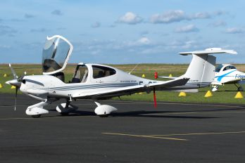 F-GZMP - Aéroclub de La Rochelle Diamond DA 40 Diamond Star