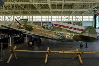 NX40FT - Private Curtiss P-40E Warhawk