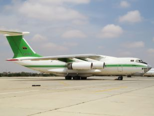 5A-DZZ - Libya - Air Force Ilyushin Il-76 (all models)