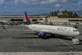 N193DN - Delta Air Lines Boeing 767-300ER