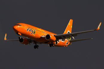 ZS-SJR - Mango Boeing 737-800