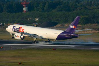 N890FD - FedEx Federal Express Boeing 777F