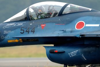 83-8544 - Japan - Air Self Defence Force Mitsubishi F-2 A/B