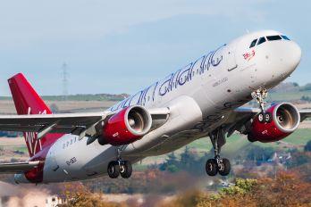 EI-DEO - Virgin Atlantic Airbus A320
