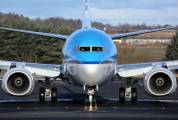 PH-BGR - KLM Boeing 737-700 aircraft