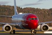 LN-NOX - Norwegian Air Shuttle Boeing 737-800 aircraft