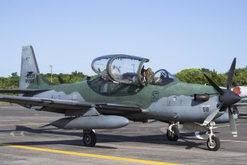 5958 - Brazil - Air Force Embraer EMB-314 Super Tucano A-29B