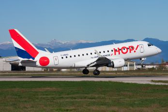 F-HBXD - Air France - Hop! Embraer ERJ-170 (170-100)