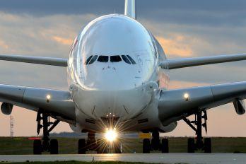 F-HPJF - Air France Airbus A380