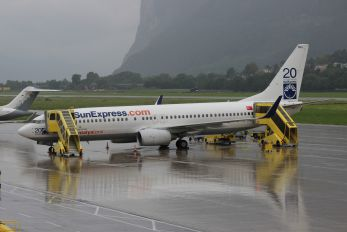 TC-SNG - SunExpress Boeing 737-800