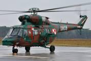 0808 - Poland - Army PZL W-3 Sokół aircraft