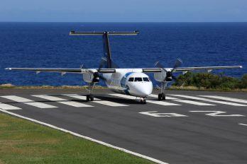 CS-TRB - SATA Air Açores de Havilland Canada DHC-8-200Q Dash 8