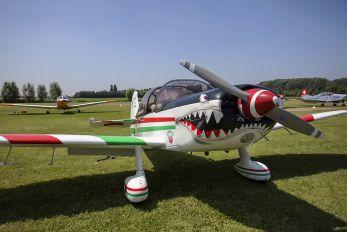 I-AKRO - Aeropubblicità Vicenza Mudry CAP 10B