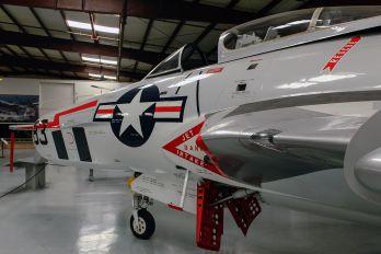 N9256 - Private Grumman F-9 Cougar