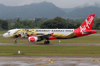 9M-AFI - AirAsia (Malaysia) Airbus A320