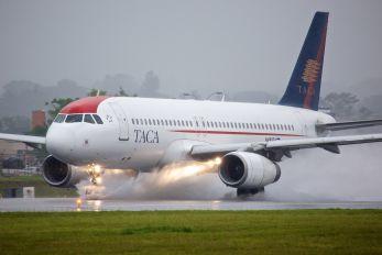 N490TA - TACA Airbus A320