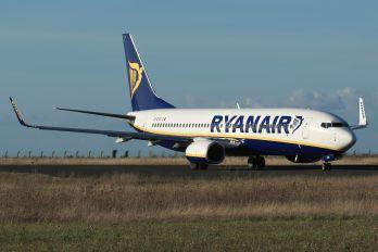 EI-EVD - Ryanair Boeing 737-800