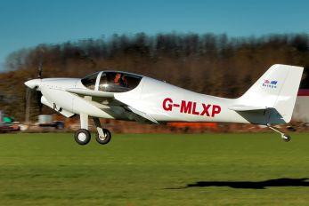 G-MLXP - Private Europa Aircraft Europa