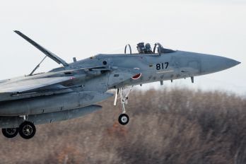 32-8817 - Japan - Air Self Defence Force Mitsubishi F-15J