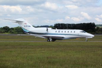 C-FTEN - Private Cessna 750 Citation X