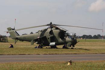 176 - Poland - Army Mil Mi-24D